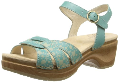 Sanita Women's Destiny, Light Blue, 41 EU/10 M US