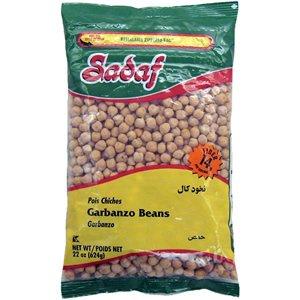 Sadaf Garbanzo Beans 24 Oz. (pack of 6)