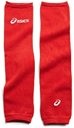 ASICS Running Arwarmers Arm Warmers,RED,ALL