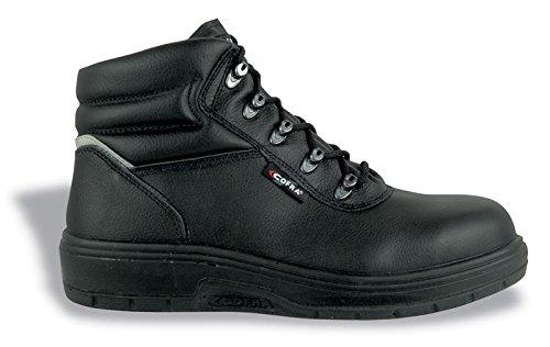 Cofra 82020-CU0.W09, 5 New Asphalt EH PR Safety Boots, 9.5, Black