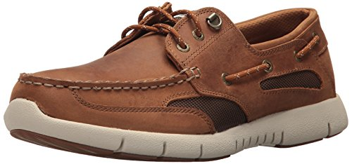 Sebago Men's Clovehitch Lite Boat Shoe Tan Leather pay with paypal cheap price from china free shipping low price sale many kinds of shopping online free shipping really cheap shoes online YXEPRZ8f