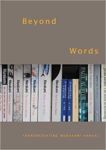 Beyond Words: Transmediating Murakami Haruki: Amazon.es: Gitte ...