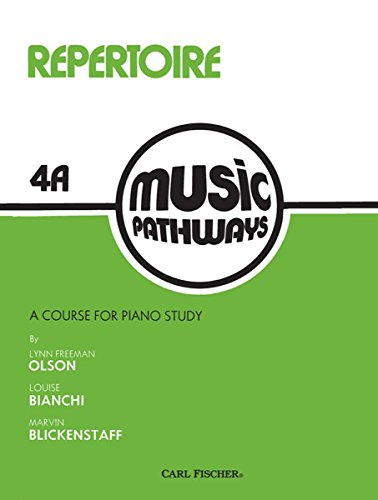 Olson Music Pathways - O4928 - Music Pathways - Repertoire - Level 4A