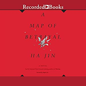 A Map of Betrayal Audiobook