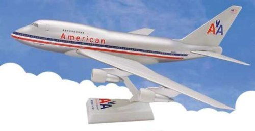 Daron LP7529 B747SP American Airlines