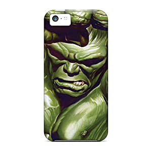 Defender Cases With Nice Appearance (hulk I4) For Iphone 5c