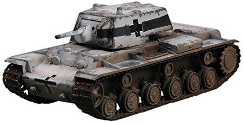 Easy Model KV-1 Model 1941 Heavy Tank, A Captured KV-1 Die Cast Military Land Vehicles from Easy Model