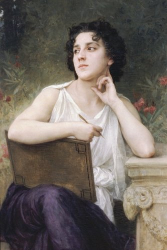 """""""Inspiration"""" by William-Adolphe Bouguereau - 1898: Journal (Blank / Lined) (Art of Life Journals) pdf"""