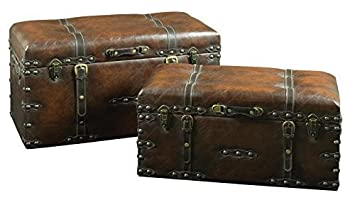 Storage Coffee Table Case Trunk