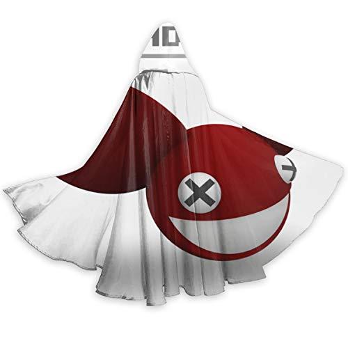 Deadmau5 Halloween Costume (JoyceMHunter Deadmau5 Get Scraped CapeHalloween Costume Masquerade Cloak,Adult Halloween Cloak,Halloween)