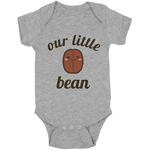 Our Little Baby Bean: Infant Bodysuit Heather