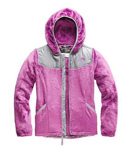 (The North Face Kids Girl's OSO Hoodie (Little Kids/Big Kids) Wisteria Purple Medium)