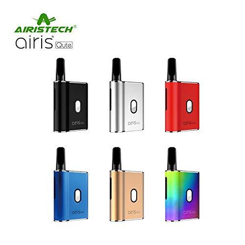 (ONE LIGHT YEAR 2019 New! Airistech Premium Oil Bank   Key Flip Style   Relaxtion Inhaler airis QUTE (Random Color) )