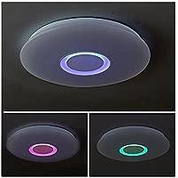 Mobile App Fernbedienung LED Rund Deckenleuchte Lampe Wand