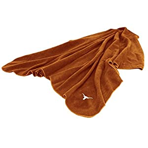 Texas Longhorns Fleece Throw