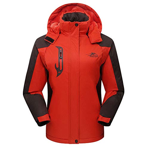Un Manteau Mode Hommes Waterproof Femmes Coat Chaud Xlgx Respirant Air Warm Outdoor Orange Tenue Breathable Imperméable Plein Outfit En d8F0xxnqw