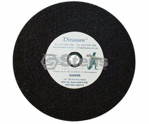 Grinding Wheel 3/16'' Width / For Dinasaw Chain Sharpener by Stens Corp