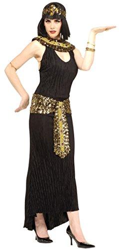 Secret Wishes Women's Adult Cleopatra Costume, Multicolor,