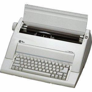 Twen Schreibmaschine TWEN T 180 Plus elektrisch ohne Display