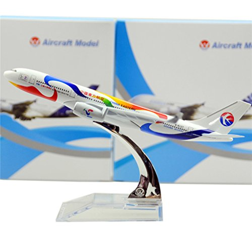 china-eastern-3rd-a330-expo-2010-volunteer-16cm-metal-airplane-models-child-birthday-gift-plane-mode