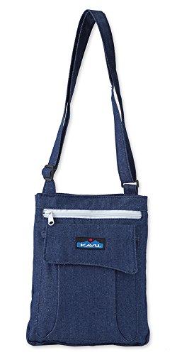 KAVU Keeper Backpack, Denim, One Size