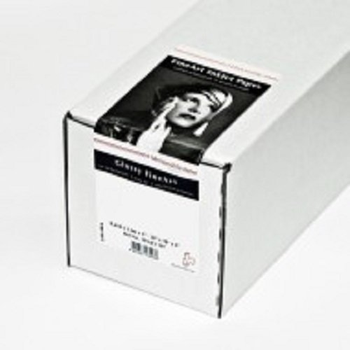 Hahnemuhle Satin Photo Rag, 100 % Rag, Fine Lustre Bright White Inkjet Paper, 310 gsm, 36''x39' Roll by Hahnemuhle