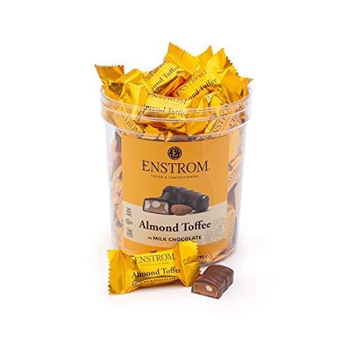 Enstrom almond toffee in milk chocolate