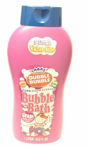 - Dubble Bubble Bubble Bath Grape 33.8 Fluid Ounce