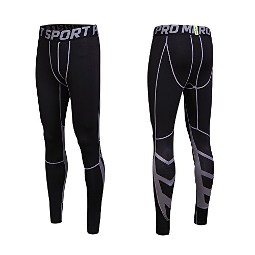 Courir Urchoiceltd Gris Compression Des Porter Pantalons Sports Hommes FwSxa6