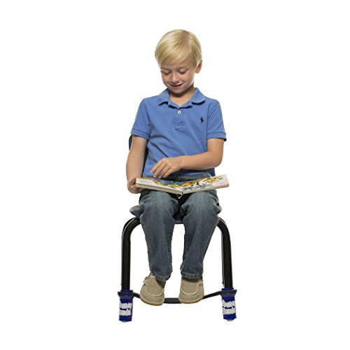 Bouncy Bands for Elementary School Chair (Blue)