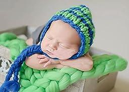 Top Roving Braid Wool Spinning Fiber newborn baby photography Photo props D-42