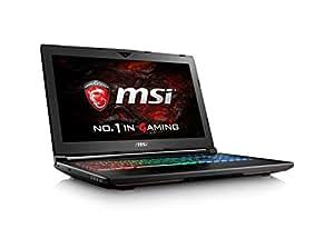 "MSI VR Ready GT62VR Dominator Pro-005 15.6"" G-SYNC Hardcore Gaming Laptop  GTX 1070 i7-6700HQ 32GB 256GB M.2 SATA + 1TB Windows 10"