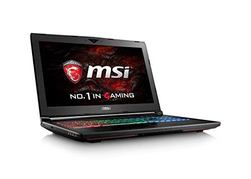 MSI VR Ready GT62VR Dominator-012 15.6' G-SYNC Hardcore Gaming Laptop  GTX 1060 i7-6700HQ 32GB 256GB M.2 SATA + 1TB Windows 10