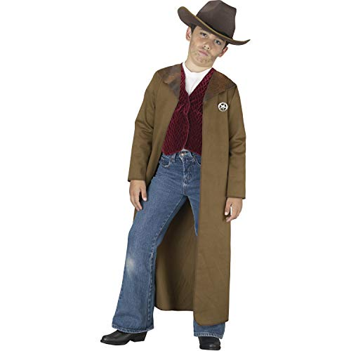 FunWorld Old West Sheriff Child Costume - -