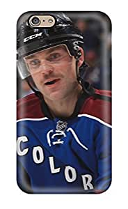 Awesome MiXXHkS6720iIAFI LeeJUngHyun Defender Tpu Hard Case Cover For iphone 5 5s- Colorado Avalanche (84)