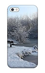 Irene R. Maestas's Shop 3827386K87752551 New Style Case Cover Winter Compatible With Iphone 5/5s Protection Case