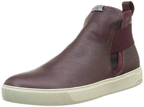 de Mujer para por Rouge Zapatillas Estar Tinsel by Bordo PLDM Casa 024 Palladium wnq8OznI