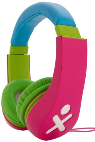 XO HP-10 Kids Safe Headphone for all Tablet and Audio Dev...