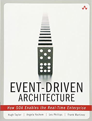 Event Driven Architecture: How SOA Enables The Real Time Enterprise: Hugh  Taylor, Angela Yochem, Les Phillips, Frank Martinez: 9780321322111:  Amazon.com: ...