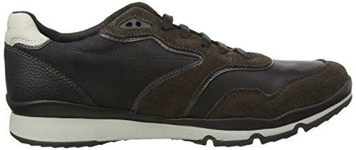 Geox U Black Sandford Mud A Sneakers Uomo B1rBwqd