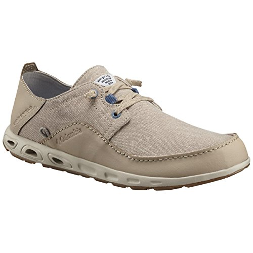 Columbia Men's Bahama Vent Loco Relaxed II PFG 8.5 Ancient Fossil from Columbia