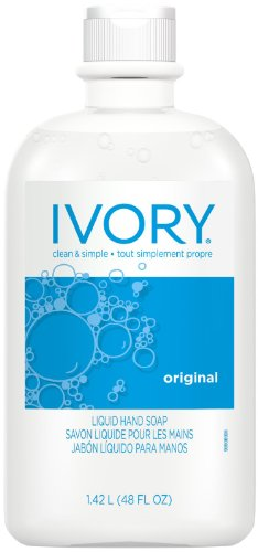 Ivory Liquid Soap Refill Clear 48 oz. (Pack of 4)