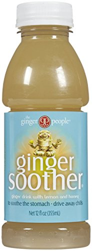 The Ginger People Ginger Soother - 12 oz - 24 pk by The Ginger People