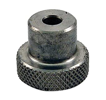 1 Each Steel 5//16 Dia Blind Reamed Hole Reid Select 1 Dia. Knurled Knob