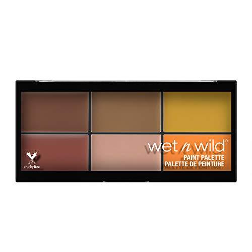 Wet N Wild Cosmetics Halloween (wet n wild Fantasy Makers Paint Palette,)