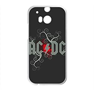 Rockband Modern Fashion Guitar hero and rock legend Phone Case for HTC One M8 wangjiang maoyi