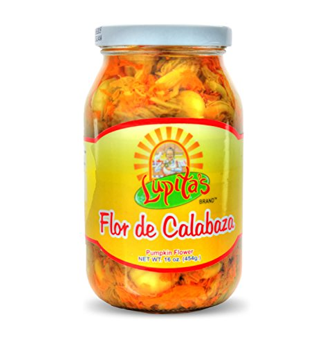 Lupitas Brand Flor De Calabaza 16 Oz.