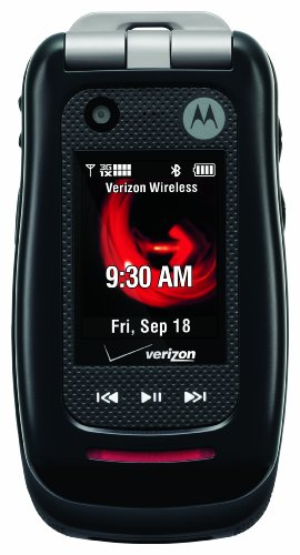 Motorola Barrage V860 Phone (Verizon Wireless) - Motorola Bluetooth Camcorder