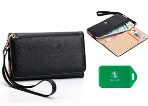 Samsung Galaxy S III T999 Universal Ladies wristlet wallet Plus bonus Neviss luggage tag