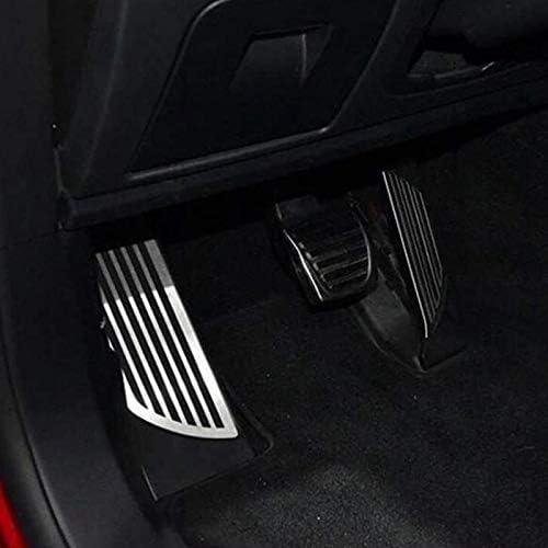para Alfa Romeo Giulia Stelvio 2 Piezas Iycorish Gas de Freno Cubierta del Pedal de Pie de Reposapi/éS del Freno Decoraci/óN del Coche Accesorio Modificado